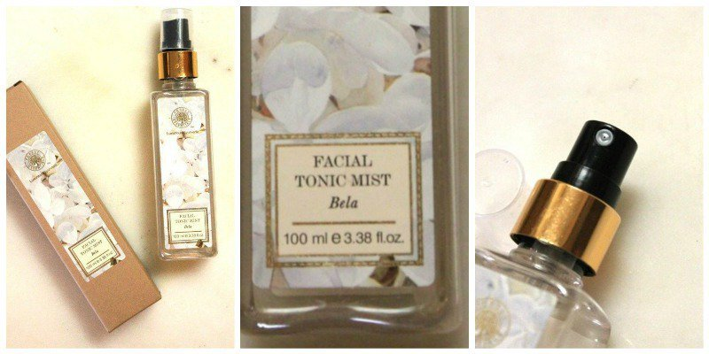 Forest Essentials Facial Tonic Mist Bela
