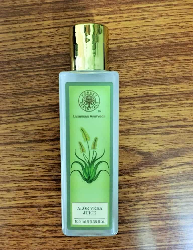 Forest Essentials Pure Aloe Vera Juice 3