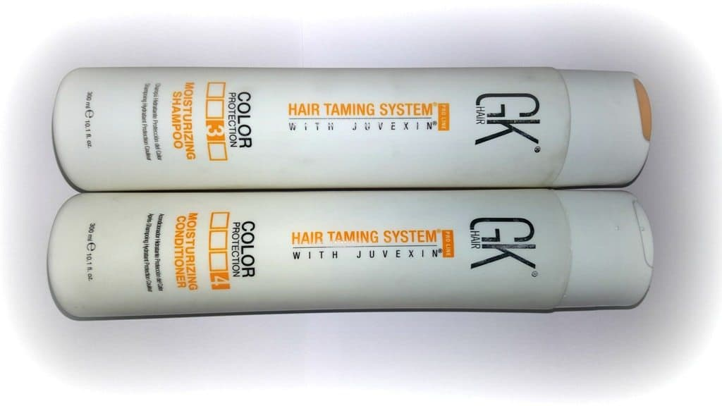 GK Hair Color Protection Shampoo and Conditioner