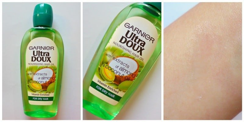 Garnier Ultra Doux Nourishing Hair Oil