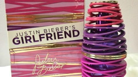 Girlfriend Justin Beiber for Women Perfume