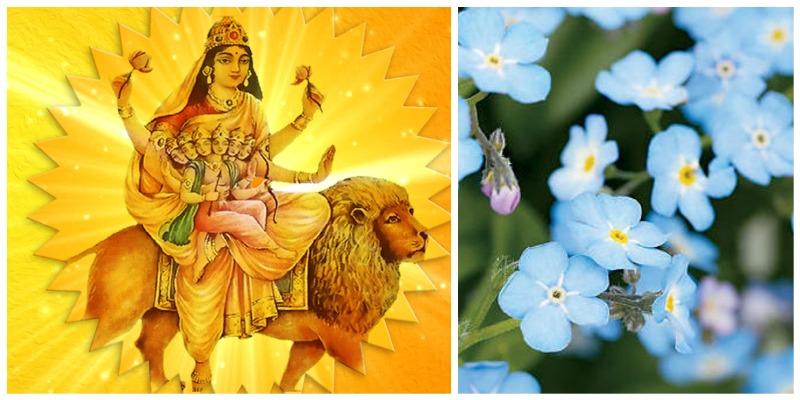 Goddess Skandmata