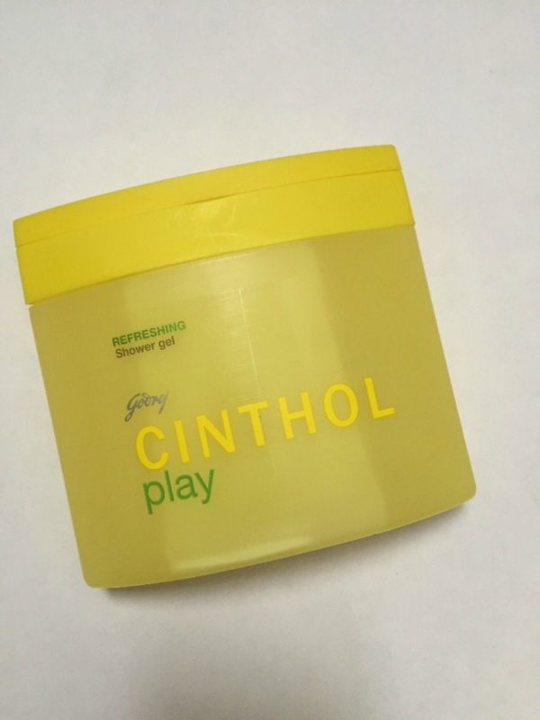 Godrej Cinthol Play Refreshing Shower Gel