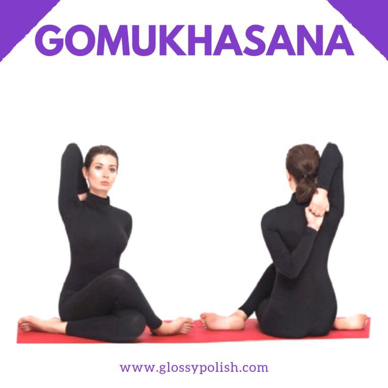 Gomukhasana