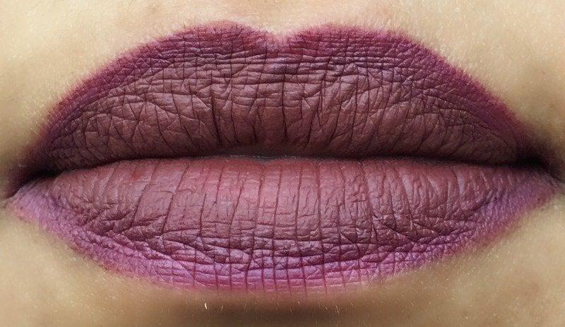 HUDA Beauty Vixen Liquid Matte Lipstick 4