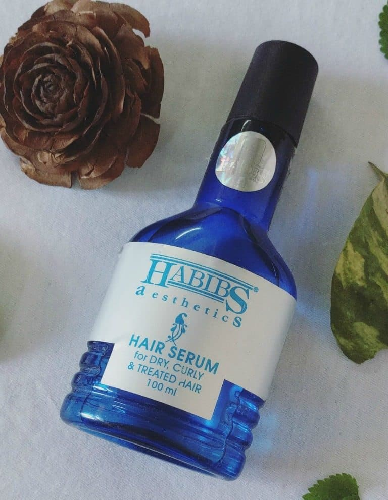 Habibs Aesthetics Hair Serum For Dry Curl and Treated Hair 1