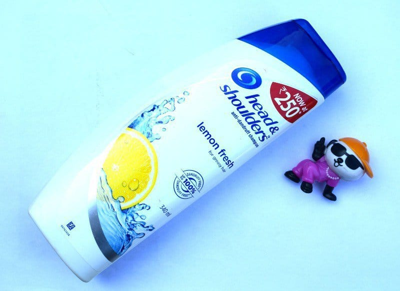 Head and Shoulders Anti Dandruff Shampoo Lemon Fresh