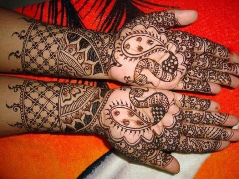 Henna Mehndi Love : The revival and modern feel of henna party nurana novruz