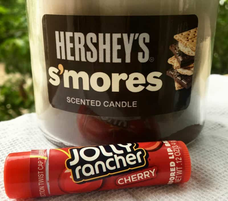 Hershey's Jolly Rancher Cherry Flavored Lip Balm Review
