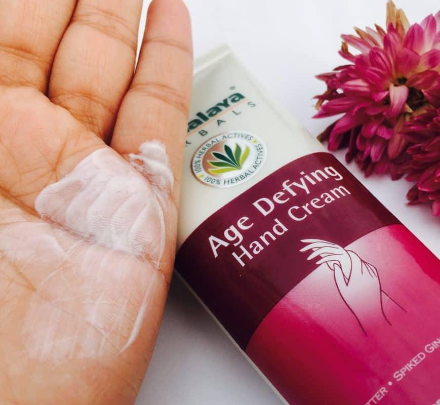 Himalaya Age Defying Hand Cream 2