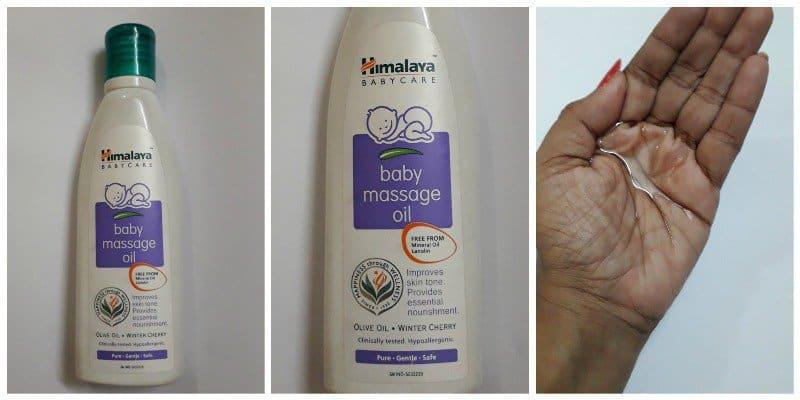 Himalaya Baby Care Baby Massage Oil