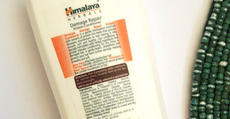 Himalaya Damage Repair Protein Conditioner 2