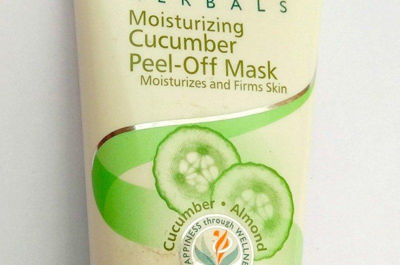 Himalaya Herbals Moisturising Cucumber Peel-Off Mask