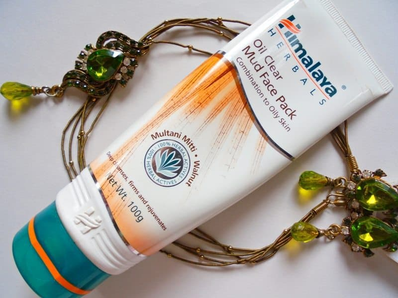 Himalaya Herbals Oil Clear Mud Face Pack Review