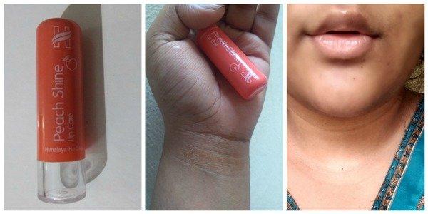 Himalaya Peach Shine Lip Care
