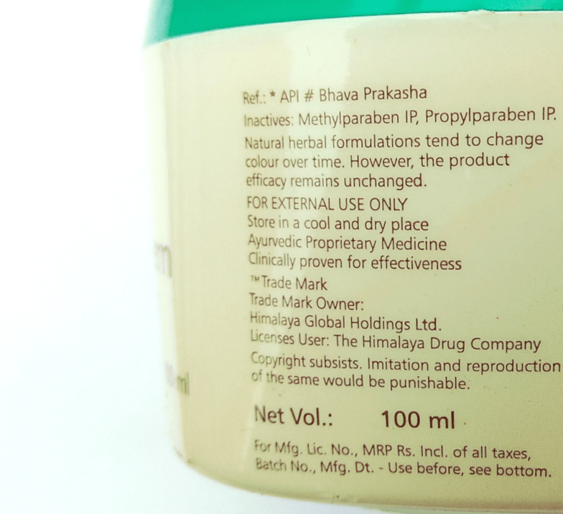 Himalaya Protein Hair Cream 1