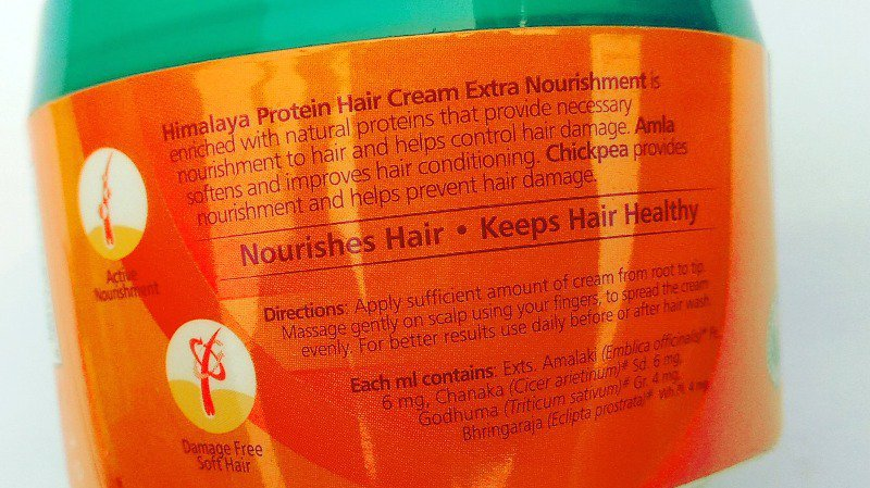 Himalaya Protein Hair Cream 2