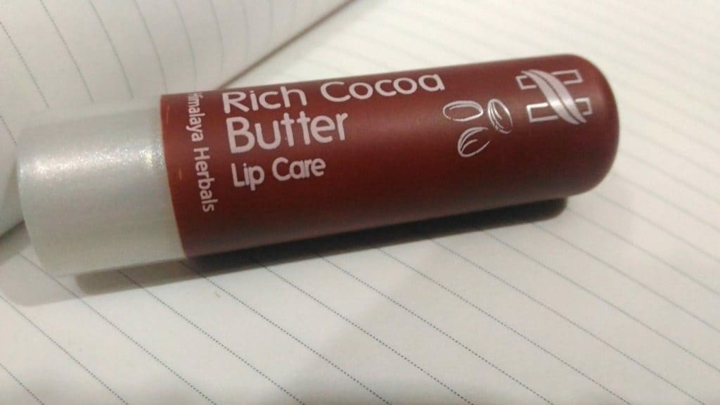 Himalaya Rich Cocoa Butter Lip Care Review 2