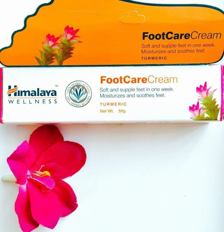 Himalaya Wellness Foot Care Cream