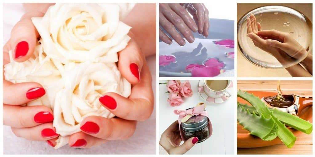 younger looking hands home remedies