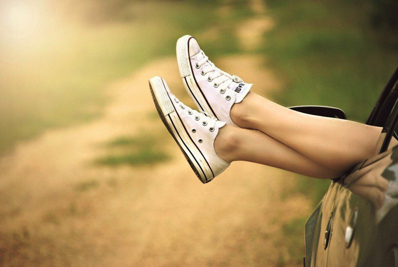 How to Clean White Converse