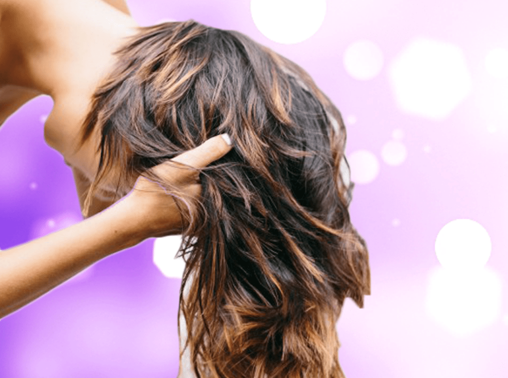 How to Get Long Hair Naturally 1
