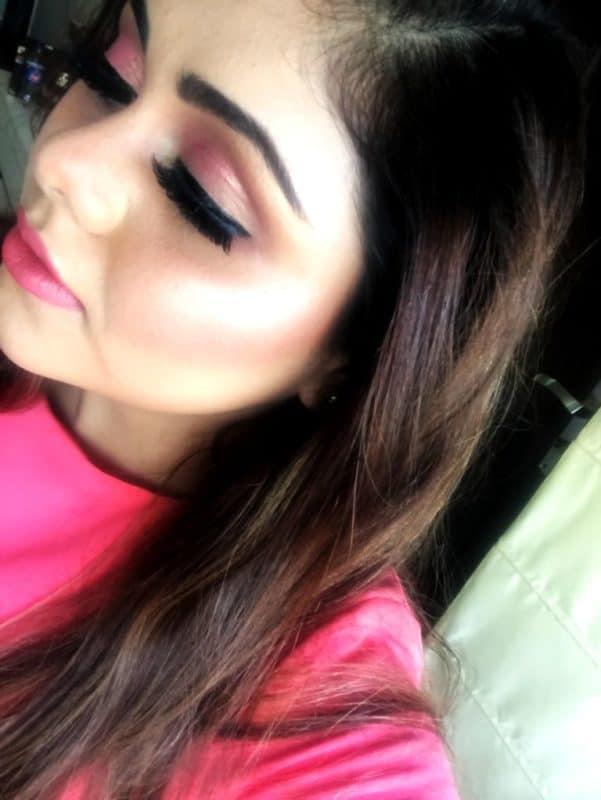 Huda Beauty Rose Gold Edition Eyeshadow Palette 6