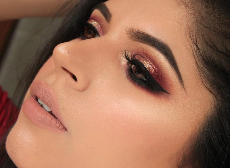 Glam Night Eye Makeup Tutorial