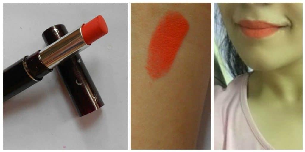 Incolor Matte Me Lipstick Moroccan Orange