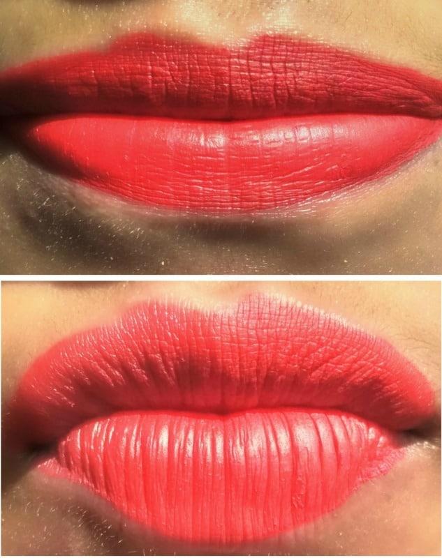 Incolor Matte Me Lipstick 424 4