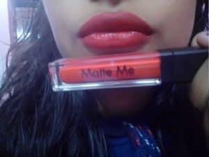 Incolor Matte Me  Ultra Smooth Matte Lip Cream 423  4