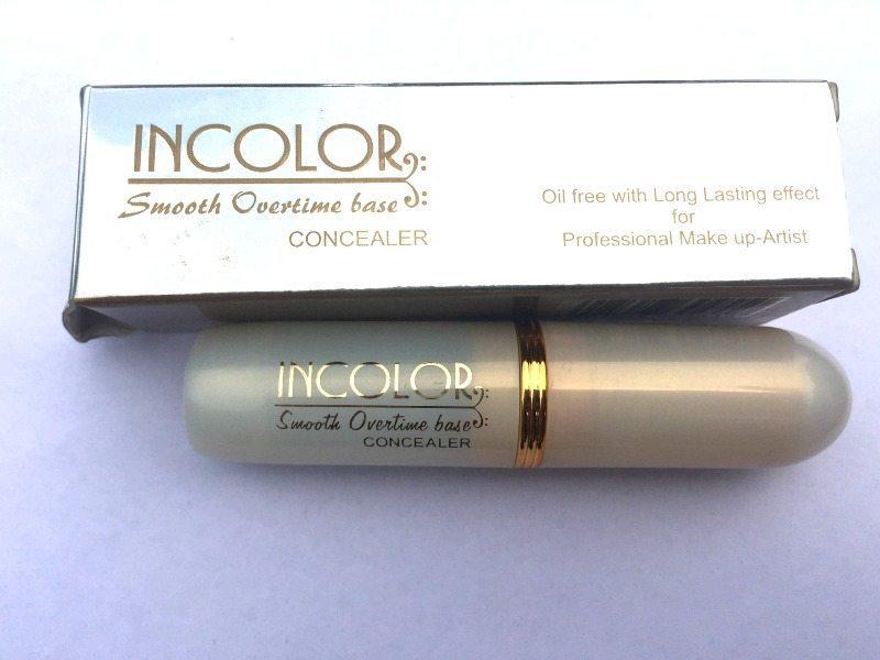Incolor Smooth Overtime Base Concealer