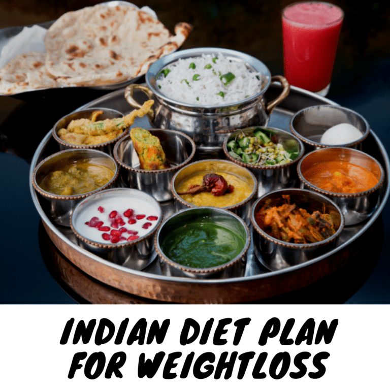 Loss indian diet weight a healthy plan for