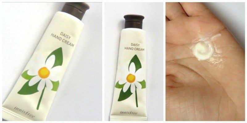 Innisfree Daisy Hand Cream