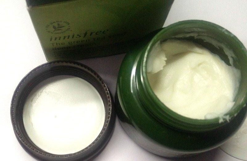Innisfree Green Tea Seed Cream 3