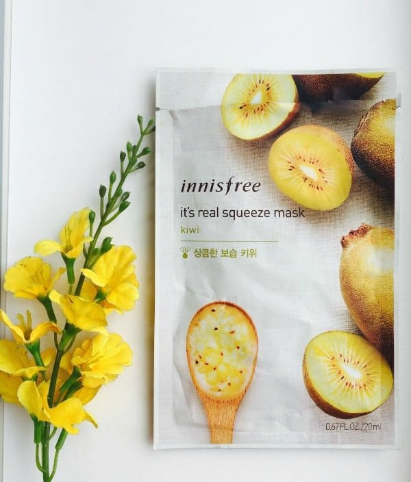 innisfree mask how to use