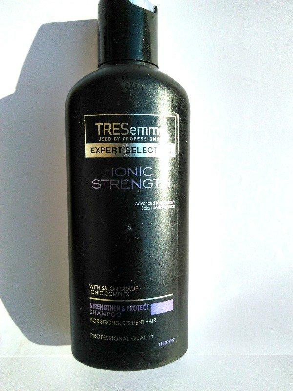 Ionic Strength Tresemme Shampoo