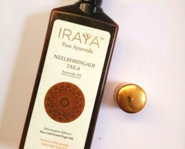 Iraya Cold Pressed Neelbhringadi Ayurvedic Taila Review 1