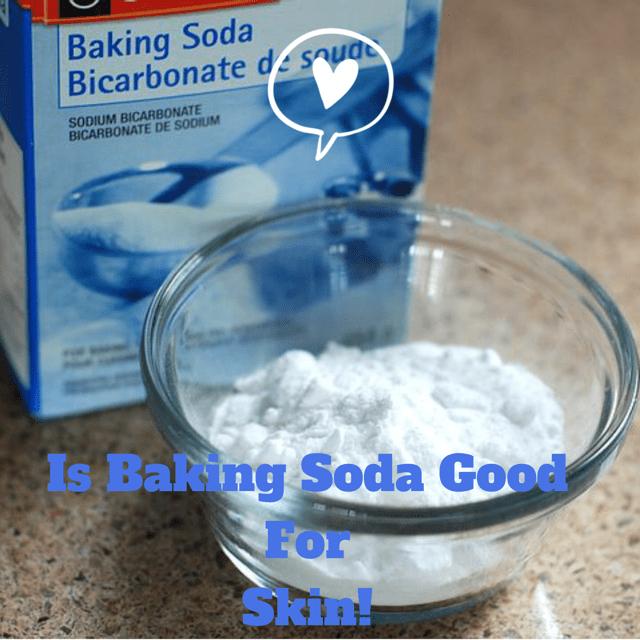 Is Baking Soda good For SKIN