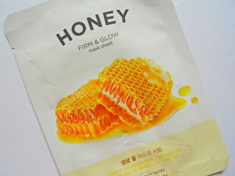It's Skin The Fresh Mask Sheet Honey Firm & Glow Review 1