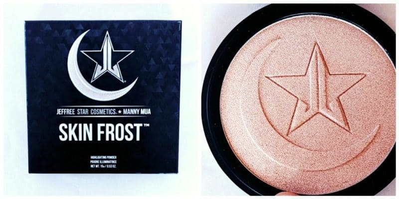 Jeffree Star Skin Frost Eclipse Highlighter Review 7