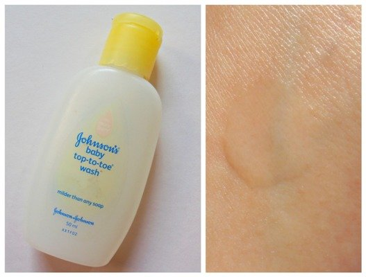 Johnson's Baby Top-to-Toe Wash Review