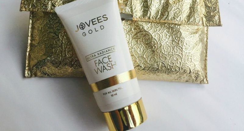 Jovees Gold Ultra Radiance Face Wash Review
