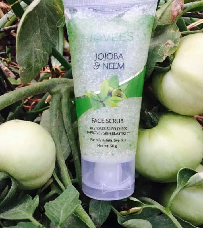 Jovees Jojoba and Neem Scrub