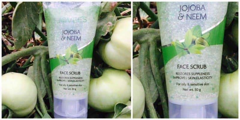 Jovees Jojoba and Neem Scrub Review 5