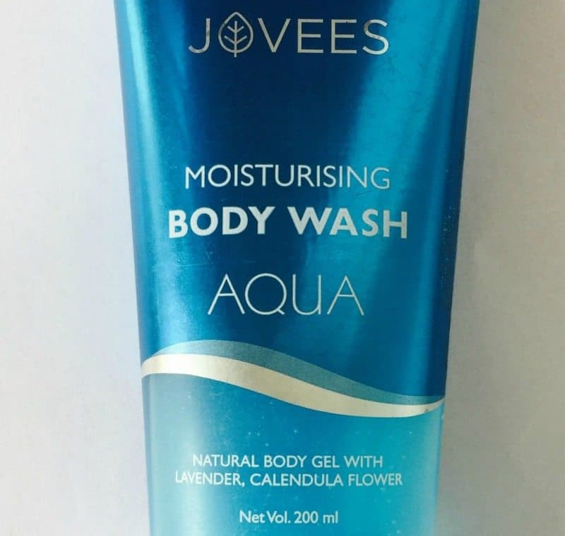 Jovees Moisturising Body Wash Aqua 4