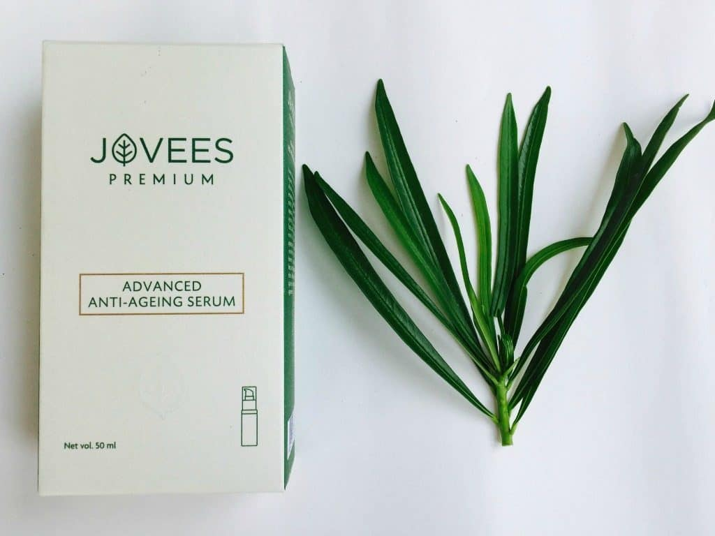 Jovees Premium Advanced Anti - Ageing Serum Review  3