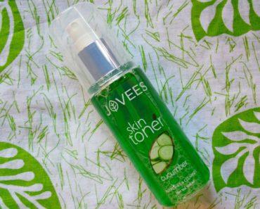 Jovees Skin Toner Cucumber Review