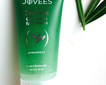 Jovees Tea Tree Facewash