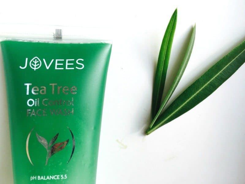 Jovees Tea Tree Facewash  2
